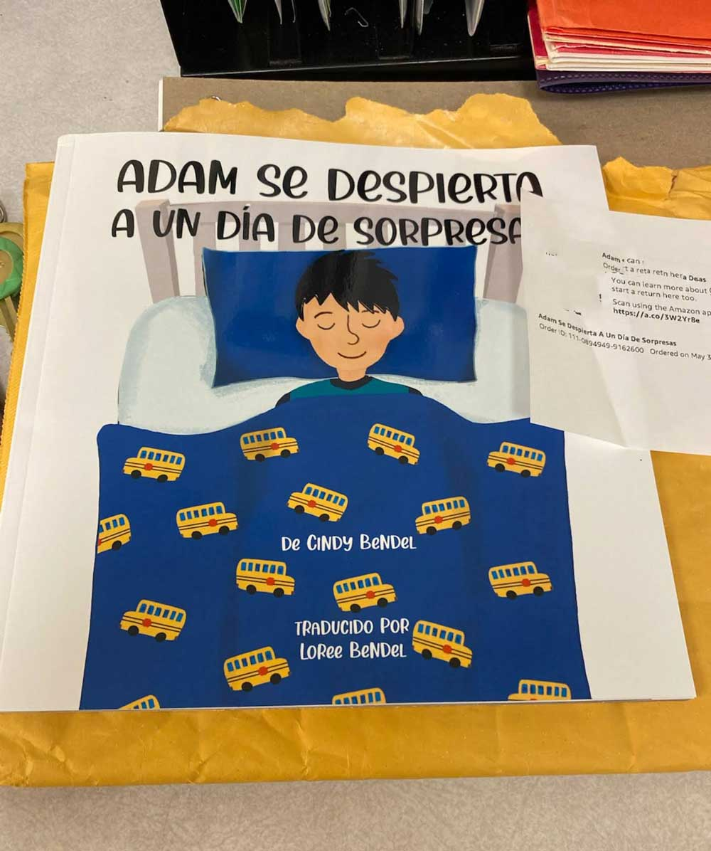 Spanish translation is now published!